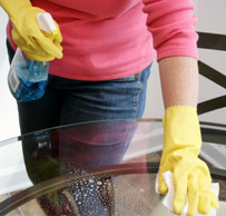 south side Glasgow domestic cleaning services